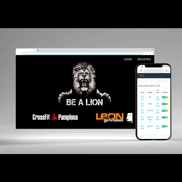 Plataforma Online Deportiva_onesolutions